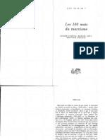 Les 100 Mots Du Marxisme (Duménil, Lowy, Renault)