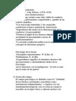 Escuela conductista.doc