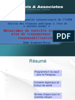 Gema Aragones,ICGFM Accountability Francais