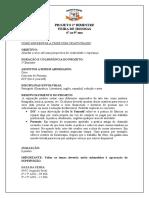 Projeto Feira de Idiomas 2016 - 6º Ao 9º Ano (1)