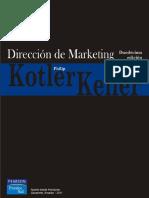 Direccion de Marketing Duodecima Edicion