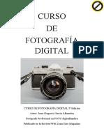 Curso de Fotografia Digital 5ª Edicion