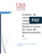 Análisis Neuromárketing