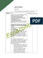 Modelo Programa de Subvenciones,Donaciones y Ajustes Por Cambios de Valor