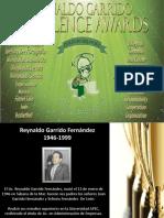 5th Grade Lic. Reynaldo Garrido Awards Ceremony 2016