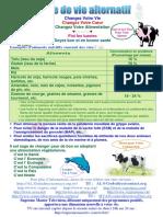 Mode de vie alternatif - French - Alternative Living Flyer