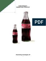 marketing strategies by coca cola pakistan