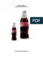 marketing strategies by coca cola pakistan