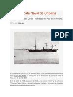 Combate Naval de Chipana