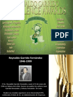 8th Grade Lic. Reynaldo Garrido Awards Ceremony 2016