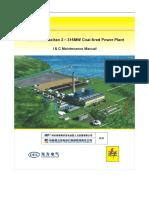 I & C Maintenance Manual.doc