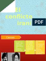 El Conflicto IRANI