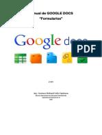 Manual de Google Docs - Formularios