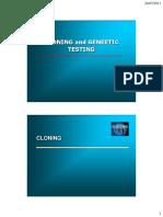 KULIAH 5_Cloning and Genetic Testing