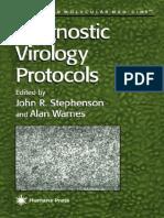 Diagnostic Virology Protocols