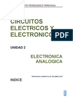 UNIDAD 2 CIRCUITOS ELECTRICOS