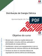 Aula 1 - O Sistema Elétrico Brasileiro