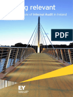 EY Staying Relevant the Evolving Role of Internal Audit in Ireland