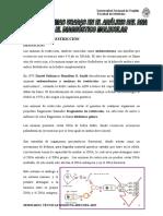 DIAGNOSTICO DE  DNA