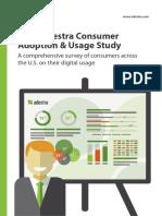 2016 Consumer Adoption and Usage Study