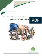 Guide Decideurs