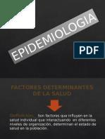 Perfil epidemiológico del Ecuador