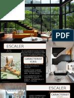ESCALERAS; PROYECTO DE ESTRUCTURA 2015-1.pptx
