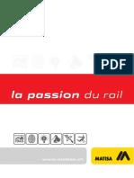 Matisa - Passion Du Rail En