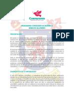 Programa Consejería Académica - Ignacio