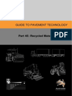 AGPT05 09 Guide to Pavement Technology - Part 4E- REcycled Materials