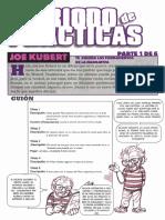 Como Crear Comics (Joe Kubert) – Periodo de Prácticas