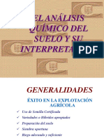 Interpretacion Analisis de Suelos