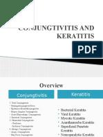 Konjungtivitis Dan Keratitis