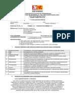 Evaluación Tec. en Parvulo Bases Biológicas.