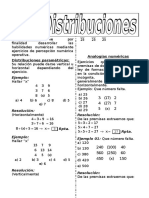 Distribuciones y Analogias Numericas