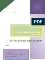 Proyecto Del Manejo de Los Resiudos Solidos Urbanos y RME Colón
