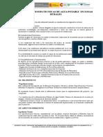 ESPECIFICACIONES TECNICAS AGUA HAPURO.doc