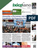 Mexico Sano Ley Autismo Vision Conservadora