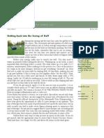 May / June 2010 Office Newsletter