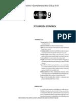 """06) Berumen a., Sergio. (2004). """"Integración Económica"""" en Economía Internacional. México CECSA"""