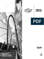 2015 Spark Owners Manual