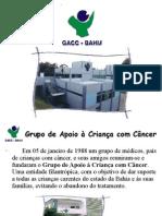 Apresentação GACC
