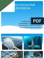 Ekploitasi Ekosistem Laut Di Indonesia