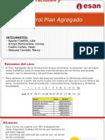 Control Plan Agregadoq