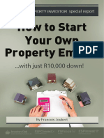 STart your property empire