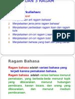 PT 2. Ragam Bahasa