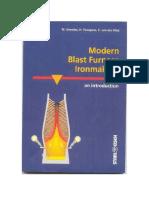 Modern Blast Furnace Iron Making