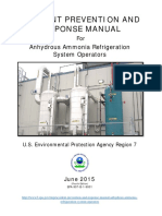Accident Prevention Ammonia Refrigeration 5-20-15