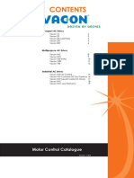 Motor Control Catalogue