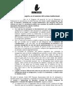 SOS Racismo No a La Ley de Extranjeria
